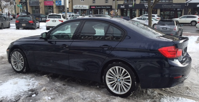 2013 bmw 335xi xdrive for sale in ottawa ontario. Black Bedroom Furniture Sets. Home Design Ideas