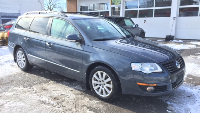 2009 VOLKSWAGEN PASSAT WAGON FOR SALE IN OTTAWA ONTARIO